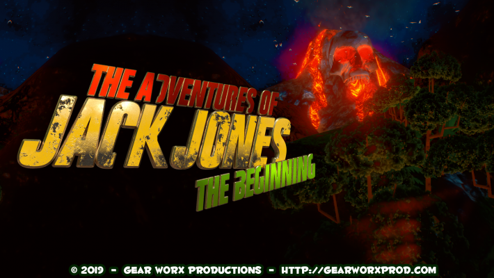 Jack Jones, A Family Friendly Action Adventure!
